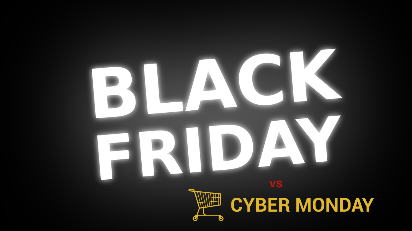Análisis de menciones del Black Friday y Cyber Monday en la red