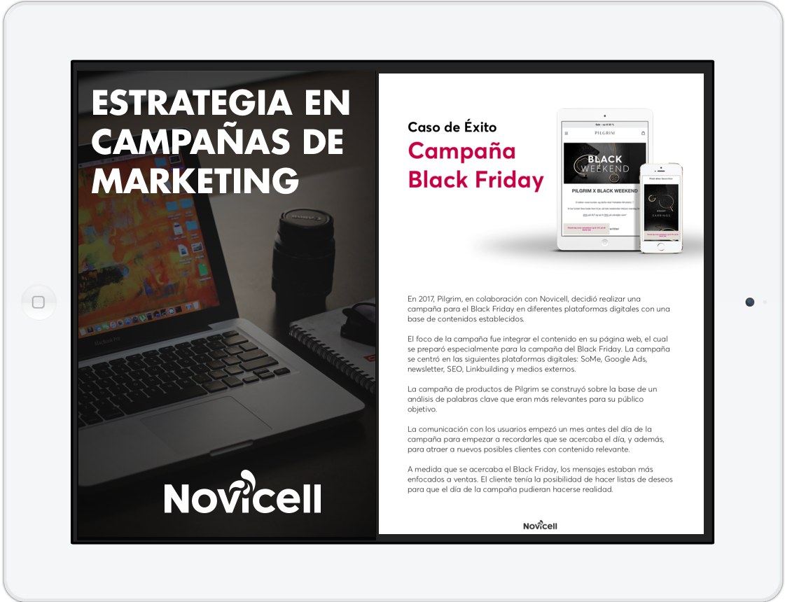 Estrategia Digital en campañas de Marketing