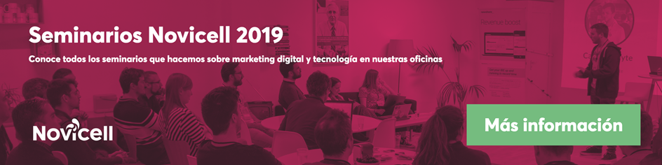 Seminarios de Marketing y Tecnología en Barcelona